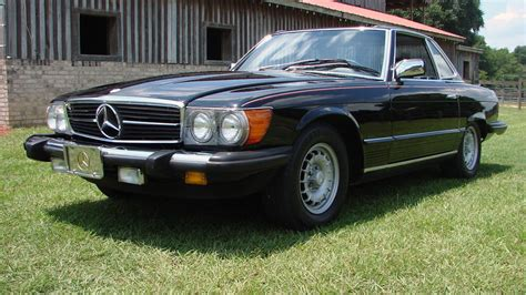 Car has all new tires on it. 1984 Mercedes-Benz 380SL Convertible | G156 | Kissimmee 2013