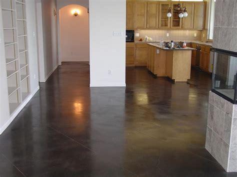 Miscellaneous : Concrete Stain Colors Options ~ Interior