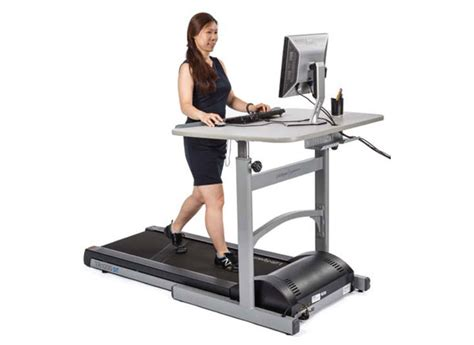 treadmill for desk at work best treadmill desks consumer reports