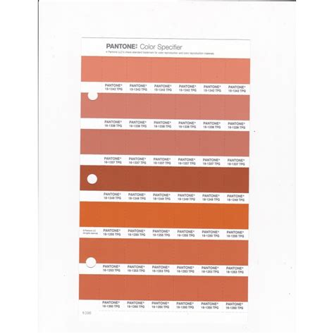 pantone   tpg amberglow replacement page fashion