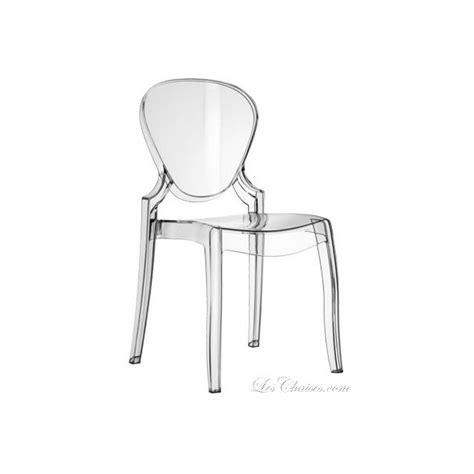 chaise plastique couleur pas cher chaise plastique transparent pas cher idées de