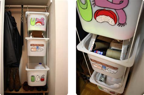 diy trofast closet organizer get home decorating