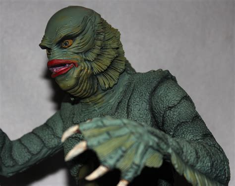 Creature from the Black Lagoon (1954) - The Doctor's Model ...