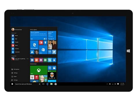 Best Cheap Windows 10 Tablets as of December 2017
