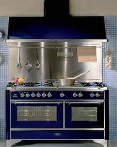 Retro Kitchen Design, Vintage Stoves for Modern Kitchens ...