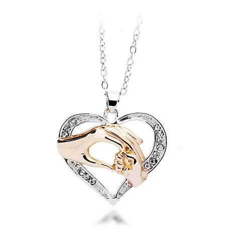 mothers day gift mother baby hand holding love heart