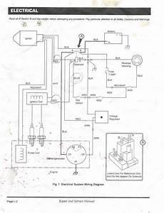 Ez Go Workhorse Wiring Diagram