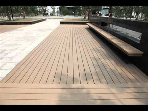 plastic wood patio flooring
