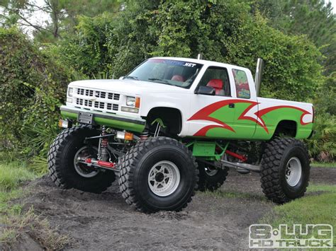 racing monster trucks 4x4 truck wallpaper wallpapersafari