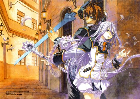Chrome Anime Wallpaper - chrome shelled regios hd wallpaper and background
