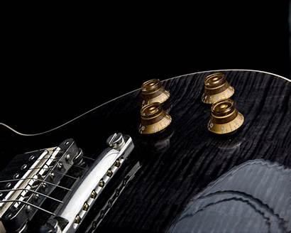 Guitar Electric Gold Desktop Bass Wallpapers Gibson