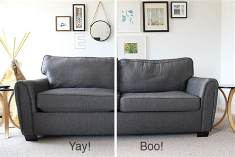 stuffing for sofa seats 28 ways to bring new life to an old sofa remodelaholic