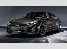 Audi etron GT concept un Gran Turismo eléctrico que