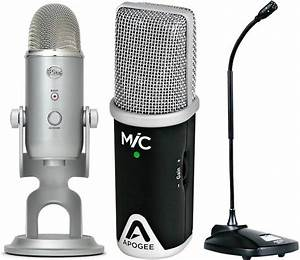 Buying Guide  How To Choose A Usb Microphone