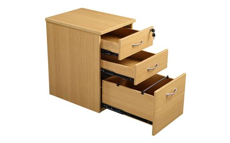 office desk with drawers 3 drawer full height mobile pedestal somercotes office
