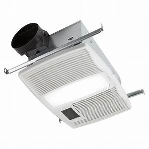 How To Install A Bathroom Exhaust Fan With Light And