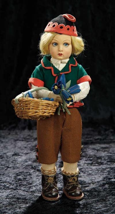 soir 233 e antique dolls and automata 199 italian felt