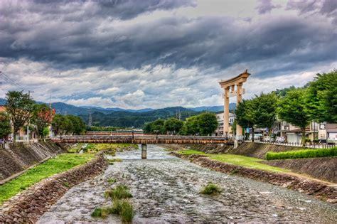 takayama city  japan thousand wonders
