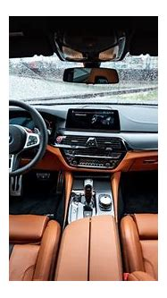 Download wallpapers 2019, BMW M5, interior, new M5, inside ...