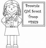 Scout Coloring Brownie Pages Scouts Brownies Clipart Doll Printable Quest Daisy Planting Nature Flowers Library Clip Voteforverde Books Popular sketch template