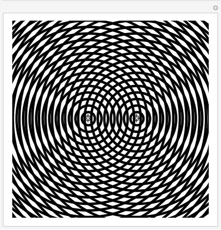 Interference Patterns - Wolfram Demonstrations Project