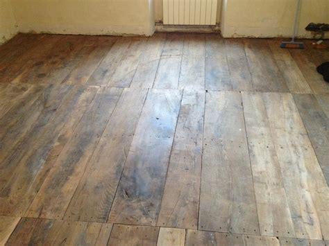 plancher ancien en ch 194 taignier lames larges antiquaire