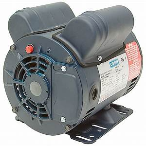 5 Hp Special Duty 230 Volt Ac 3450 Rpm Leeson Air