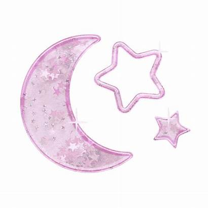 Glitter Transparent Gifs Sparkles Giphy Magic Kawaii