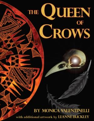 queen  crows  monica valentinelli