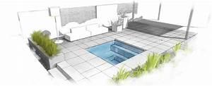 Mini Pool Im Garten : pools f r kleine g rten und terrassen entspannung und ~ A.2002-acura-tl-radio.info Haus und Dekorationen