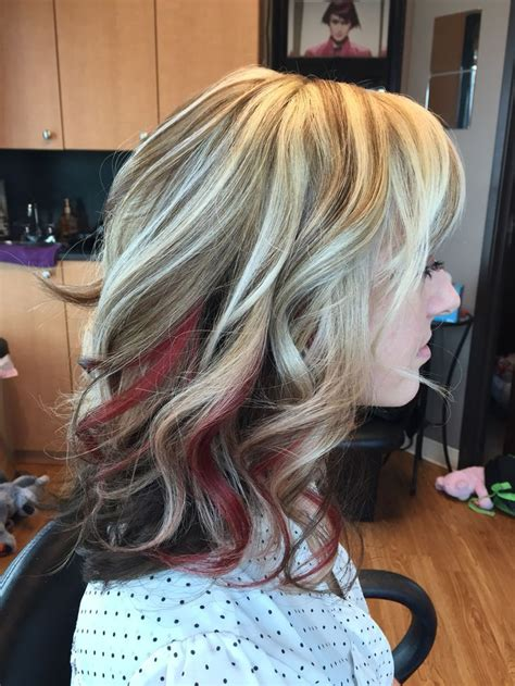 17 Best Images About Hair On Pinterest Red Blonde