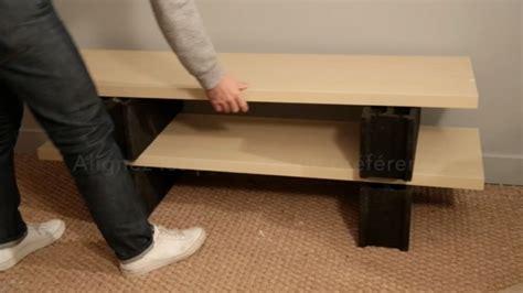 meuble mural cuisine ikea diy fabriquer un meuble tv à partir d 39 une étagère ikea