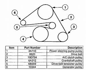 25 2012 Ford Fusion Belt Diagram