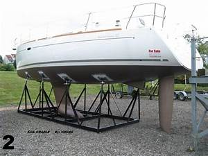 Viking Sailboat Cradles  Trailers