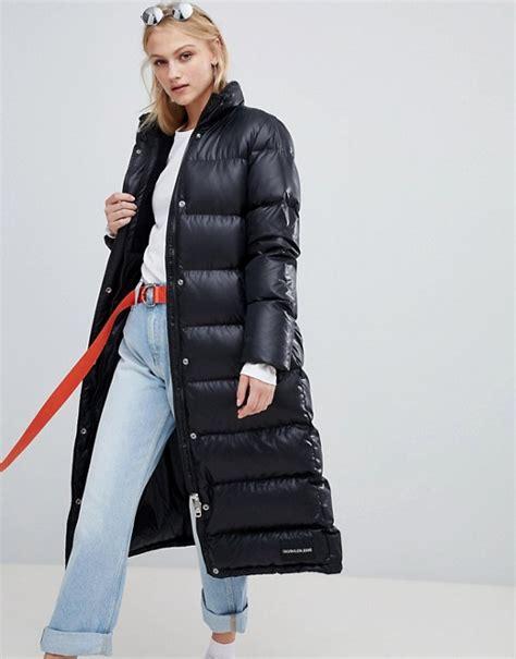 Calvin Klein Long Suit Jacket