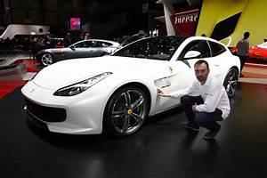 Ferrari Gtc4lusso Prix : la nouvelle ferrari gtc4lusso fait son show au salon de gen ve 2016 l 39 argus ~ Gottalentnigeria.com Avis de Voitures