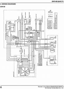 Ew140 Ew171 Generator Shop Manual