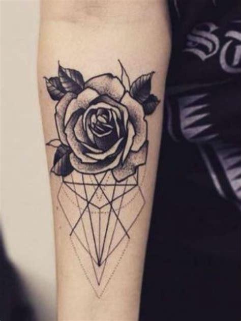 Tatouage Bras  Le Tatouage De Rose  80 Idées De