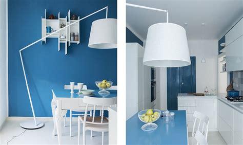 illuminare una stanza buia  il colore azzurro