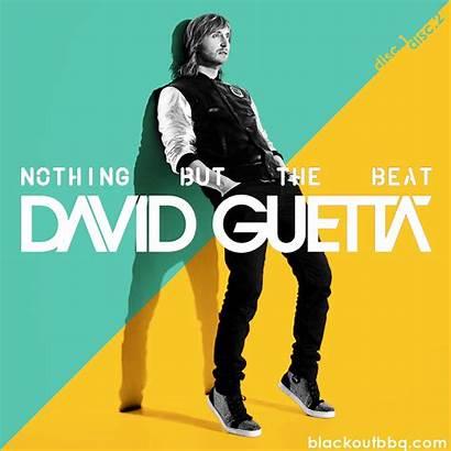 Guetta David Album Beat Nothing Deluxe Font