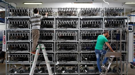 Get a bitcoin mining rig. It's very easy: your mining equipment launches after registration. Once you have set up your ...