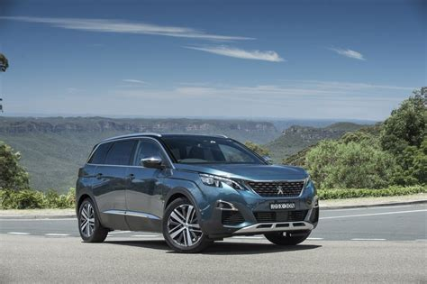 2018 peugeot 5008 drive review driven peugeot s 2018 peugeot 5008 gt new car review drive au
