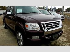 2008 Ford Explorer Sport Trac Limited Review www