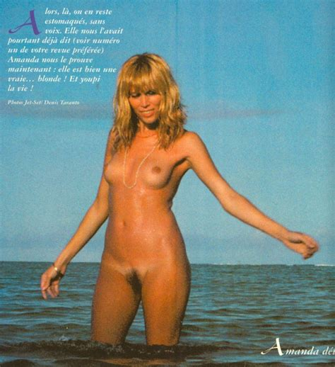 Naked Amanda Lear Added By Jyvvincent