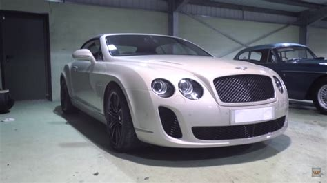 Super Cars Bentley Continental