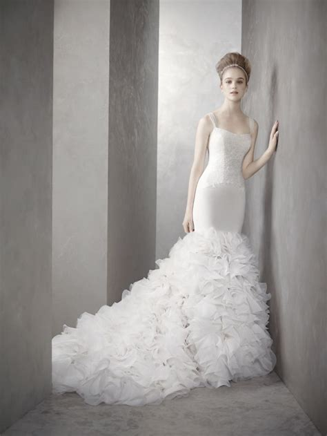 Sneak Peek At Spring 2012 White By Vera Wang Wedding