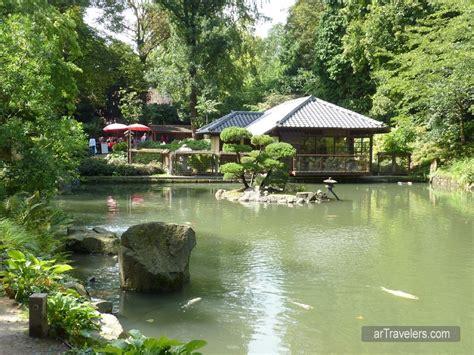 Japanischer Garten Frankfurt by الحديقة اليابانية كايزرسلوترن في ألمانيا العرب المسافرون