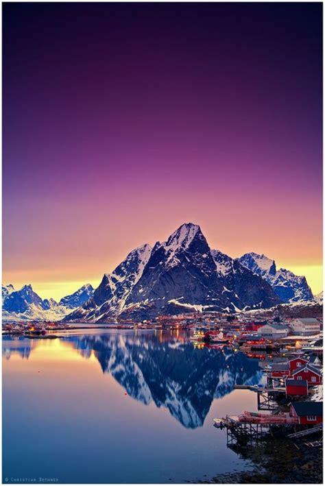travel norways scandinavian fishing village  wow style