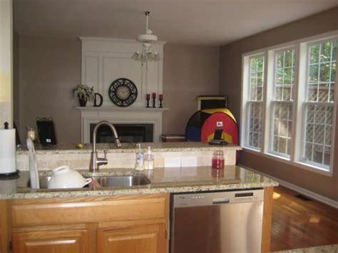 oak cabinets honey oak cabinets and paint colors on pinterest