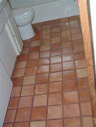 Bathroom Brick Floor Tile